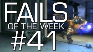 Fails of the Weak - Volume 41 - Halo 4 - (Funny Halo Bloopers and Screw Ups!)