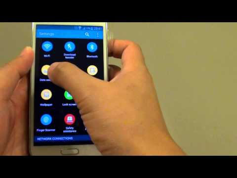 Samsung Galaxy J1 J100H/DS Blue -