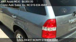 NH_603P 2015 Acura Mdx For Sale In Raleigh Nc