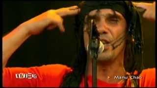 live werchter 2006 ☆ manu chao ☆ mr bobby