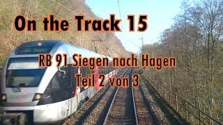 RB 91 Siegen nach Hagen (Originalton) Teil 2 von 3