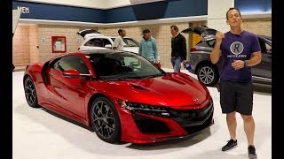 Will the 2019 Acura NSX nose job & new chassis HELP sales?