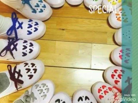【これ絶対日本で流行る】韓国で流行ってるという、シューズの紐の結び方が可愛い💕