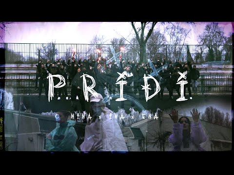 NINA TODOROVIC x IVA x ENA - PRIDJI (OFFICIAL VIDEO) - Parabellum Official