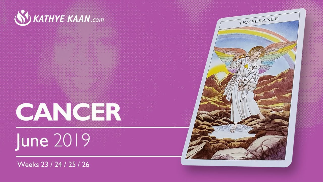 cancer tarot monthly horoscope