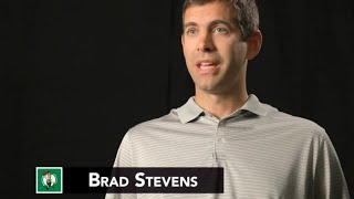 Brad Stevens On The Differences Between Coaching College & The NBA