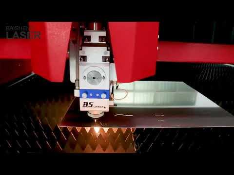Baisheng Laser Alta Tecnologia. Corte à LASER Fibra Óptica