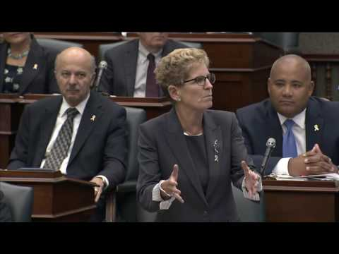 2016-09-13 Question Period