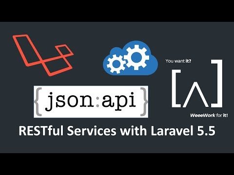 RESTful API with Laravel 5.5 - 08 URL Styling & Final RESTful Blueprint