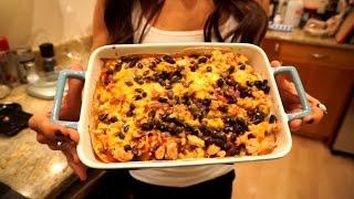 Lean Burrito Pie with Liz