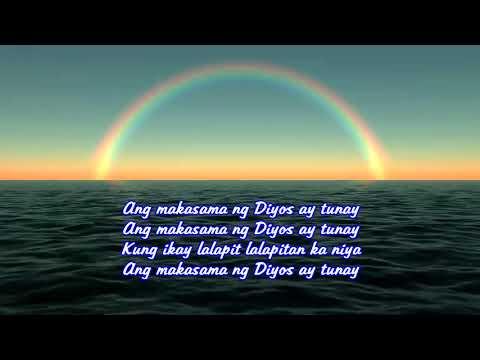 ALAM KONG MAY MAGAGAWA ANG DIYOS medley instrumental