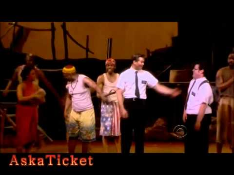 The Book of Mormon Tickets - Discount the book of Mormon Broadway Tickets
