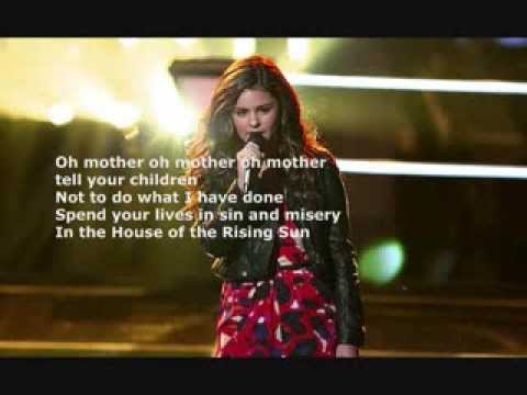 Jacquie Lee - House of the rising sun. The voice 2013