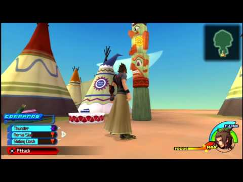 KH Birth by Sleep FM [PS3] (Commentary) #055-T, Never Land: Helping Captain Hook