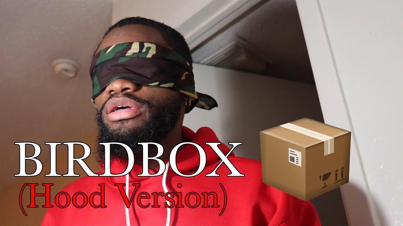 Download BIRDBOX Full Movie (Black Version) (HILARIOUS)