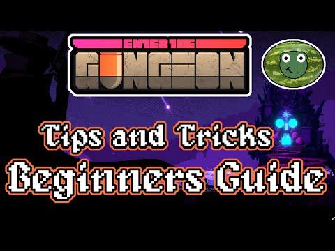 Enter the Gungeon tips & tricks - part 1 - [Beginners]