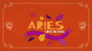 ARIES MID-MONTH 15-30TH NOV. 2018 LOVE TAROT READING AN OPPORTUNITY FOR A COMMITMENT 🦃