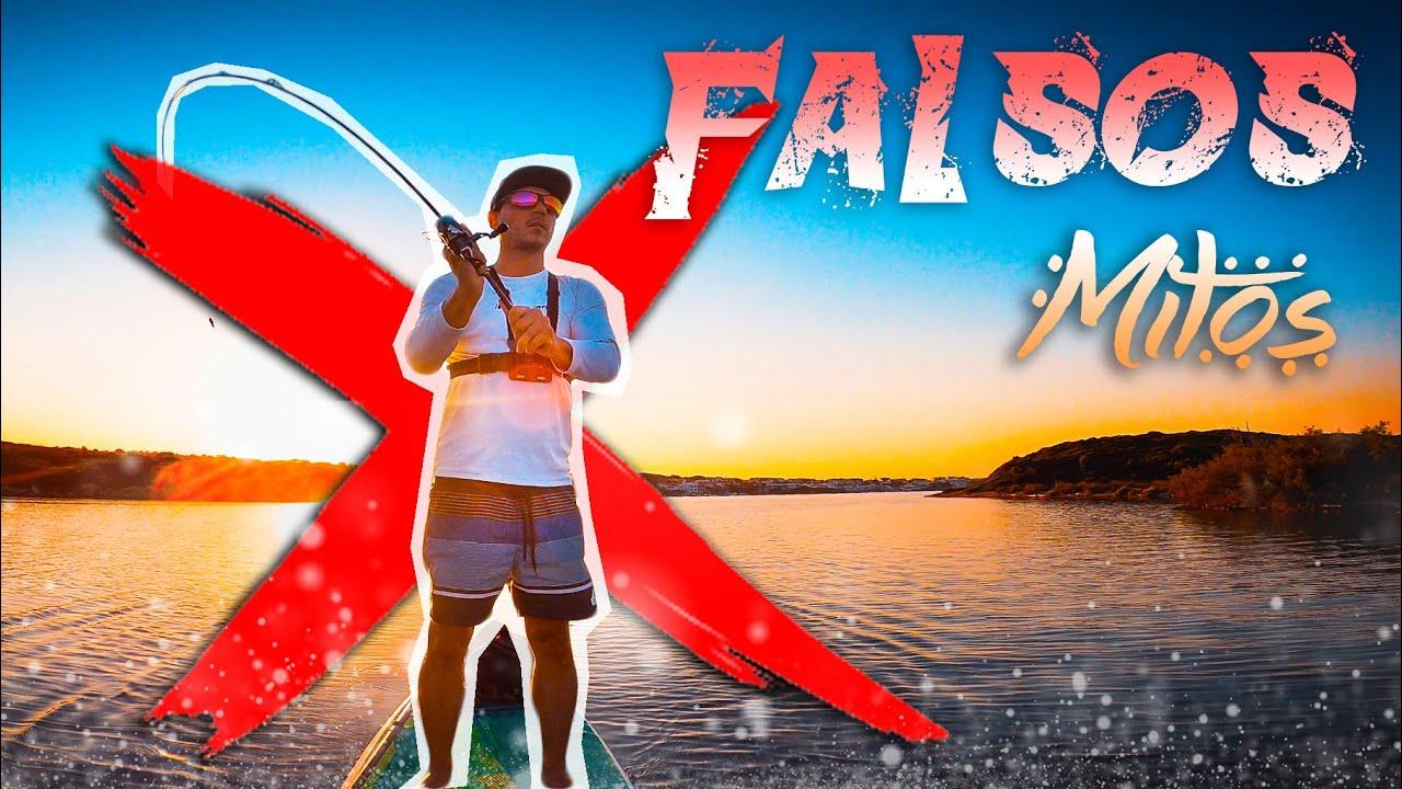 5 FALSOS Mitos al EMPEZAR a pescar