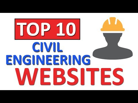Top 10 Civil Engineering Websites  latest 2018 | Civil Scholar