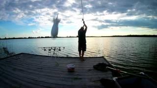 Кричевичі драйв... Класна рибалка з ночовкою!!!