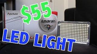 amazing 55 amaran al h198 with 95 cri review
