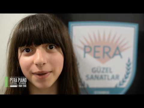 11. Uluslararası Pera Piyano Festivali hakkında katılımcılardan görüşlerini aldık.