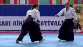 6th International Aikido Festival Demonstration, Germany