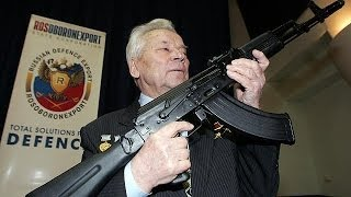 Kalaschnikow: Der Mann hinter der bekanntesten Waffe der Welt