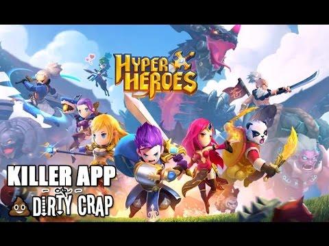 HYPER HEROES : Killer App Or Dirty Crap?