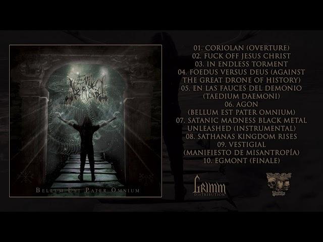 Evil Nerfal - Bellum Est Pater Omnium (2018) [Full Album]