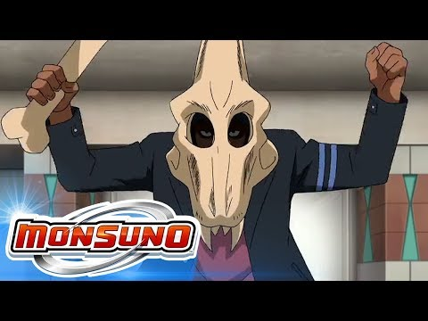 Monsuno | Goofing Off