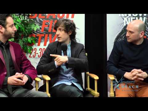 Festival Forum - 2015 Newport Beach Film Festival EP4