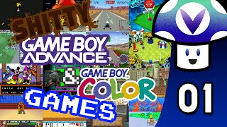 [Vinesauce] Vinny - Shitty GBA & GBC Games (part 1)