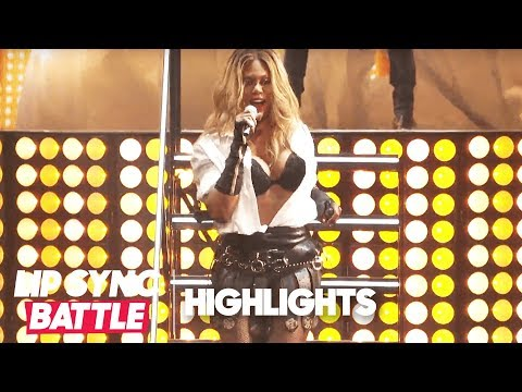 "Laverne Cox's ""Dirty Diana"" Highlights  Lip Sync Battle Live: A Michael Jackson Celebration"