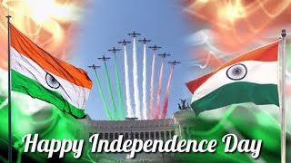 #Independence day status song!Happy Independence day whatsapp status!15 August status video