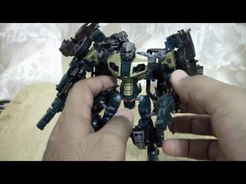 Autobot Brawn: Transformers Figure Review
