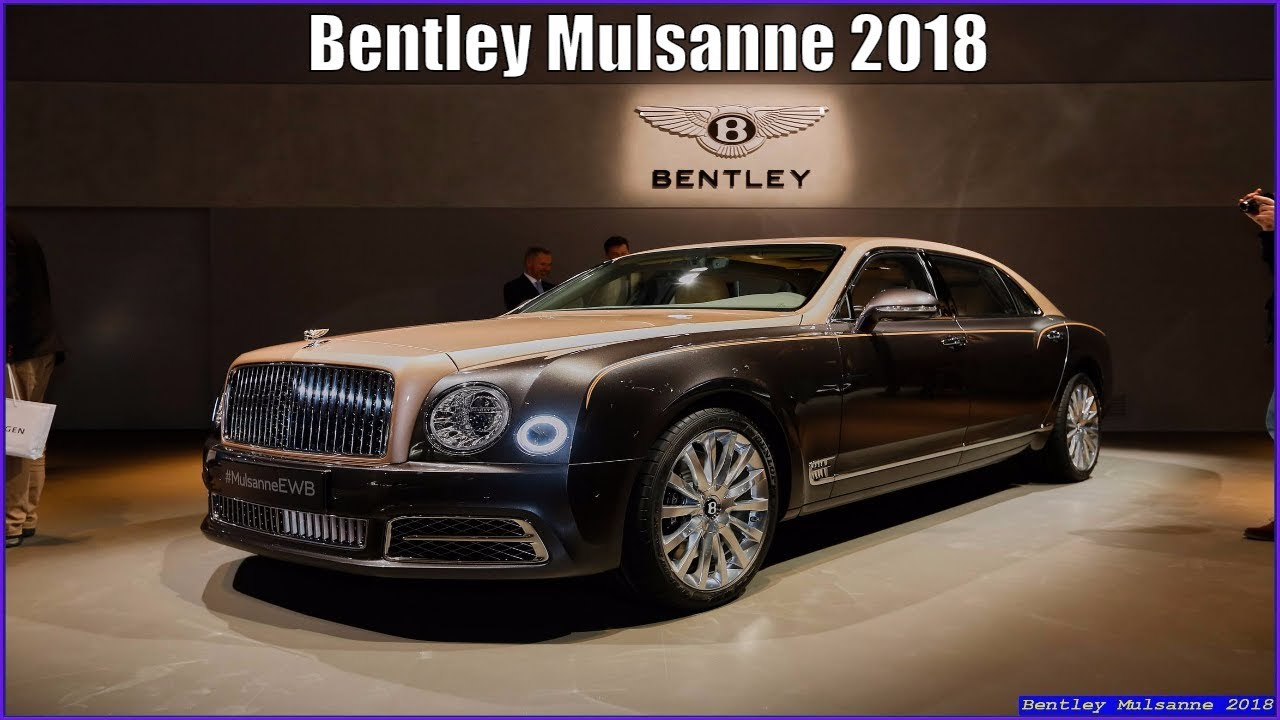 new bentley mulsanne 2018 price and review youtube. Black Bedroom Furniture Sets. Home Design Ideas