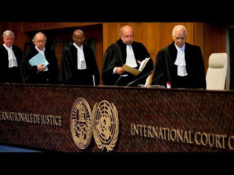 ✈  UN highest court throws out Marshall Islands' nuclear case against India, others ☠ Strange Story