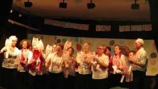 ispanyolca dil kursu yıl sonu partisi - Madrid/2015 Video