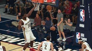 NBA 2K20 My Career EP 125 - Last Minute Quad Dub Moses!