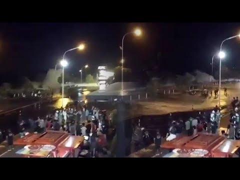Beredar Video Ombak Tinggi di Manado, Humas BNPB Sebut karena Faktor Cuaca Bukan Tsunami - 동영상