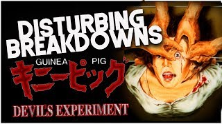 Guinea Pig: Devil's Experiment (1985) | DISTURBING BREAKDOWN