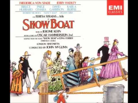 Showboat by Jerome Kern – Edward Seckerson Record Review January 2016