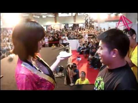 2016第五屆台灣成人博覽會~吉川愛美~火辣野球拳2016 Taiwan Adult Expo~