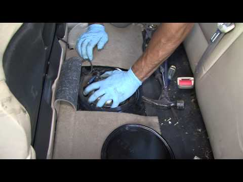 How to change your 98-05 Jetta Fuel pump - YouTube