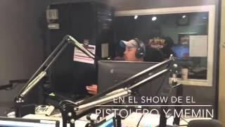 El Show De El Pistolero y Memin | Angelica Vale y Raul González en @Laley1079