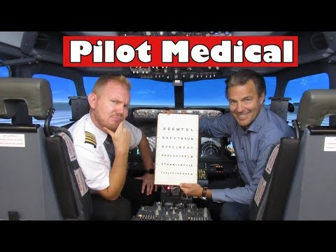 Pilot Medical Test - Does a pilot need to be 100% healthy?