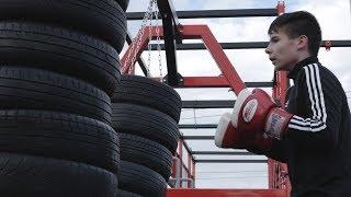 Физическая подготовка бойца ударника. Киокусинкай карате. YUDIKJN