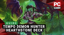 A Quick Look at the Tempo Demon Hunter Deck