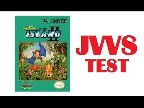 Adventure Island Nes Test